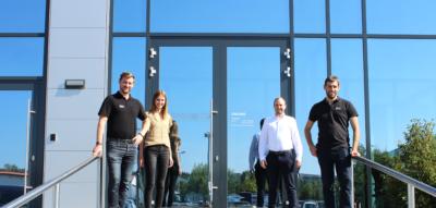 Besuch der S.A.I. Schweiger GmbH bei der Firma Stangl&Kulzer